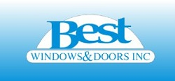 Website for Best Windows & Doors Inc.