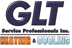 Website for GLT Service Professionals Inc. (Heating & Cooling)
