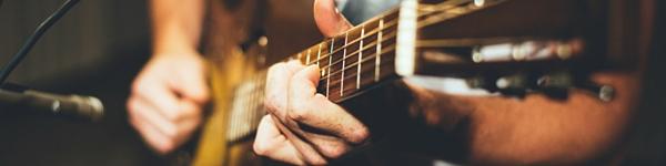 Nick Andrew Staver Guitar
