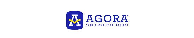 Agora Cyber Charter School logo