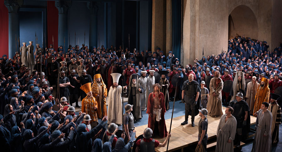 Oberammergau Passion Play 2010