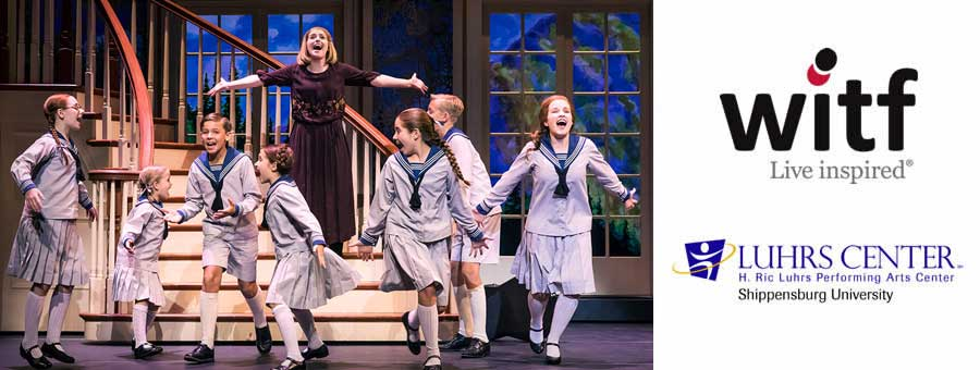 The Sound of Music at the Luhrs Center