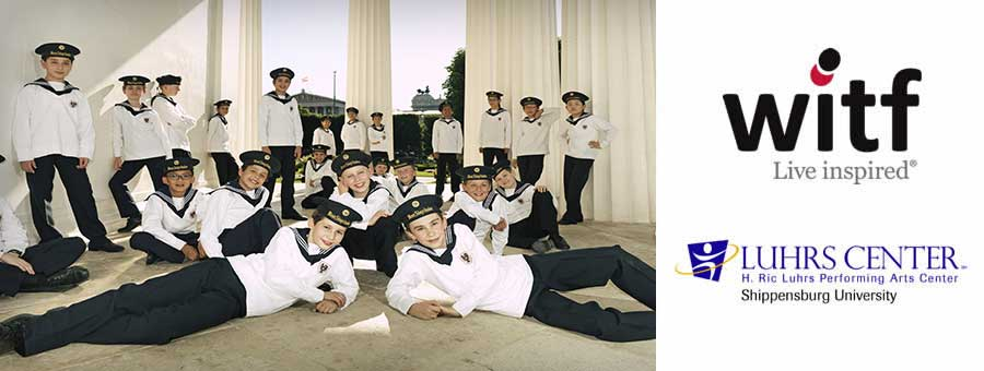 Vienna Boys Choir at the Luhrs Center