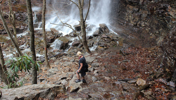 Pa  Game Commission defends closure of beloved hiking trail