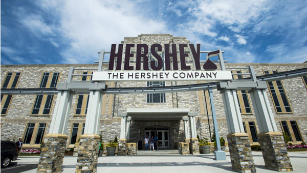 Hershey Company unveils new office — 19 East   WITF