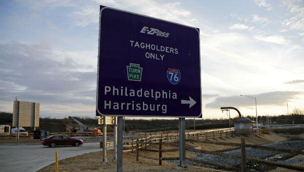 Pa  Turnpike status report is all about money | WITF
