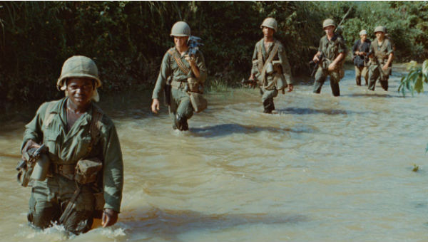 Vietnam war soldiers in creek 600 x 340.jpg
