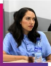 Aditi Ruiz, Wizeline UX Academy graduate