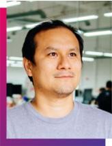 Christian Silva, Sr. UX Designer