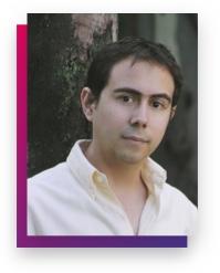 Rodrigo Partida, UX Designer