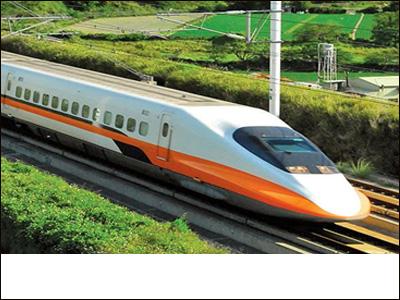 搭高鐵遊台灣