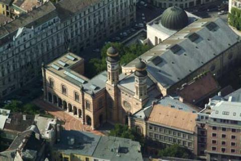 Great Synagogue of Budapest (Dohány utca)