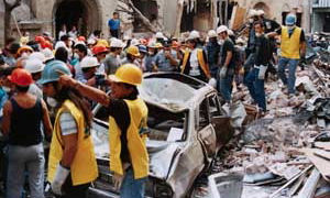 1992 attack on Israeli embassy in Buenos Aires