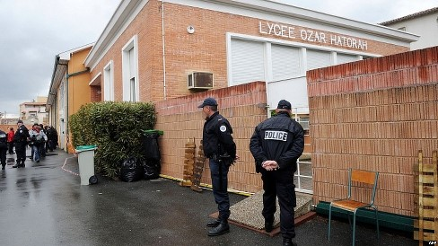 The deadly shooting at Toulouse Jewish school in 2012 was a 'national tragedy' according to then- President Sarkozy