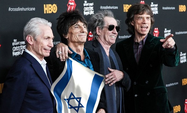 Image result for Rolling Stones Israel