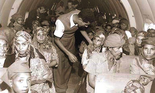 Jewish refugees from Yemen