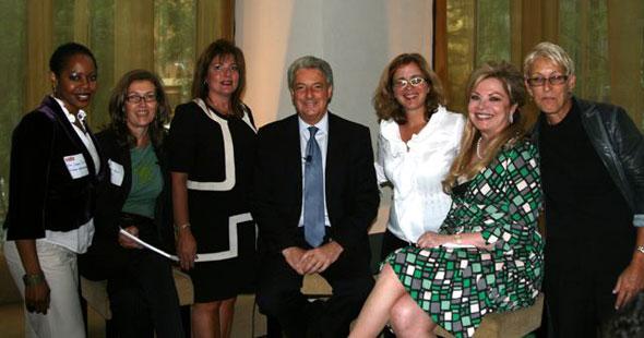 Kimberlyn Dennis Smith, Janet Pines, Andrea Giantelli, Michael I. Roth, Donna Wiederkehr, Carol Smith & Sheri Baron