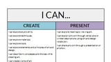 I CAN Statement – General Music K-2nd Grade