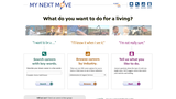 """My Next Move"" Interactive Career Research Tool"