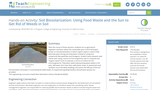 Soil Biosolarization: Using Food Waste and the Sun to Get Rid of Weeds in Soil