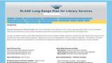 RLASD Long-Range Plan for Library Services