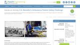 E.G. Benedict's Ambulance Patient Safety Challenge