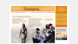 The First Thanksgiving - fact not fiction