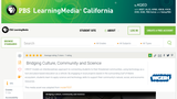 Bridging Culture, Community and Science