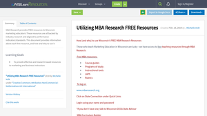 View Resource