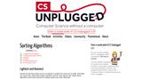 CS Unplugged Sorting Algorithms