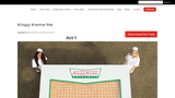 Krispy Kreme Me
