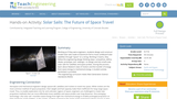 Solar Sails: The Future of Space Travel