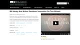 Bill Harley And Arthur Davidson: Innovation On Two Wheels