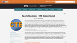 Sports Medicine Model