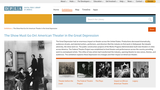 The Show Must Go On! American Theater in the Great Depression