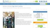 Egg-cellent Landing