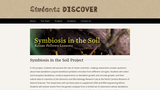 Symbiosis in the Soil
