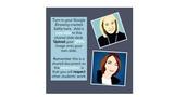 Create a Selfie in Google Drawings