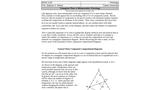 Triangular Plots in Metamorphic Petrology