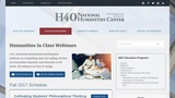 America in Class: Online Seminars