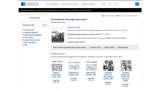 Assimilation through Education: Primary Source Set