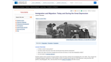 Immigration and Migration: Today and During the Great Depression