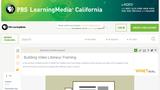 Building Video Literacy: Framing