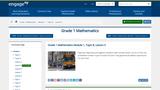 Grade 1 Mathematics Module 1, Topic B, Lesson 5