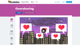 Oversharing - Think Before you Post