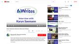 Karyn Saemann Interview (Wisconsin Writes)