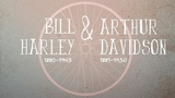 Bill Harley And Arthur Davidson: Innovation On Two Wheels - Wisconsin Biographies