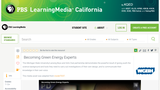 Becoming Green Energy Experts