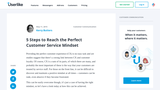 5 Steps to Reach the Perfect Customer Service Mindset