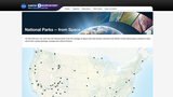 National Parks from Space